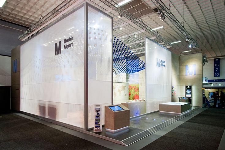Flughafen Muenchen | ITB | M | messedesign | projekte | kohlhaas messebau