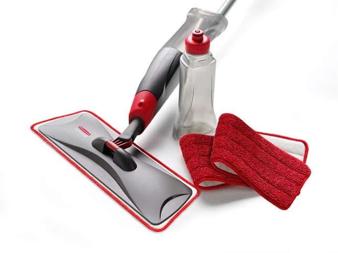 Reveal Spray Mop No More Buying Expensive Pads And