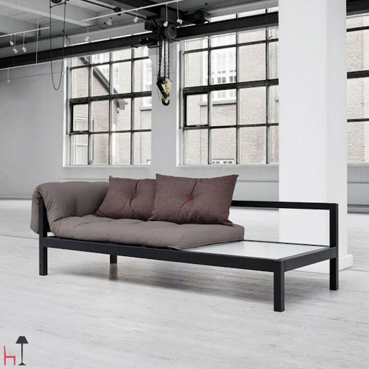 Inspired by the popular 19th century divan sofas, Soul blends classic elegance with contemporary Scandinavian design.