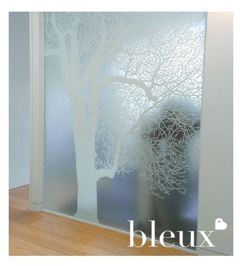 Bleux wall vinyl