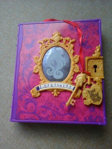 Ever After High Diary Toys : Ever after high diary pinterest