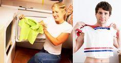 Con estos trucos el problema de la ropa encogida en el lavado puede solucionarse rápidamente.