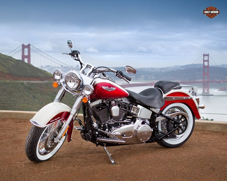 Vehicles Harley-Davidson  Wallpaper