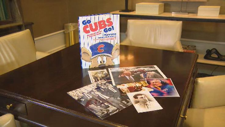 Marv Levy Pens Children's Book About Cubs' World Series Win http://chicago.cbslocal.com/2017/01/19/marv-levy-childrens-book-chicago-cubs-world-series/
