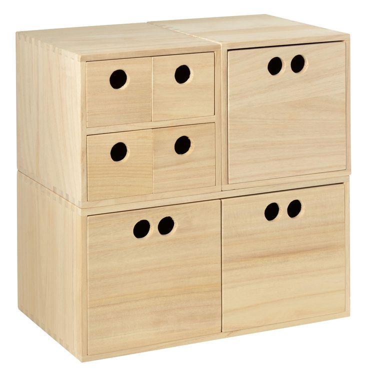 System-Stapelboxen, 3er-Set - VBS-Hobby.com