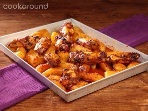Alette di pollo alla messicana | Cookaround