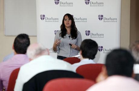 Durham Business School MBA celebrates 25 years