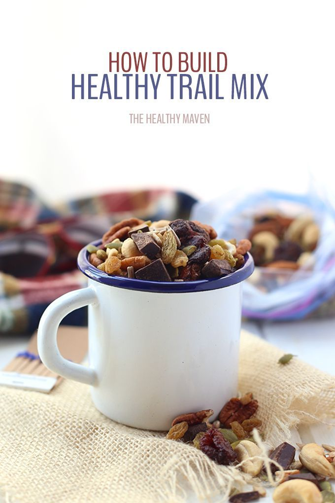 How To Build A Healthy Trail Mix. Dorm Room SnacksCollege ... Part 31