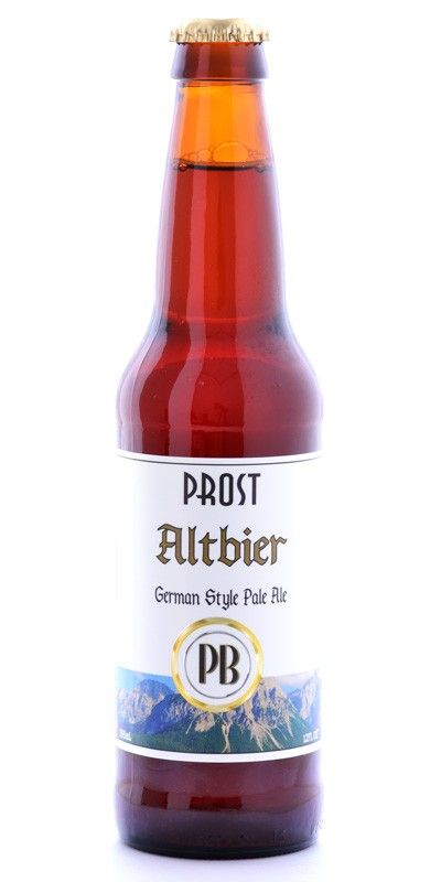 Prost Brewing Company Altbier