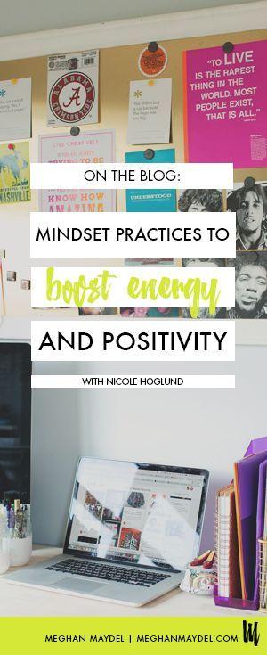 Business Mindset | Creative Biz Owner Mindset | Boost Energy & Productivity | Productivity Hacks