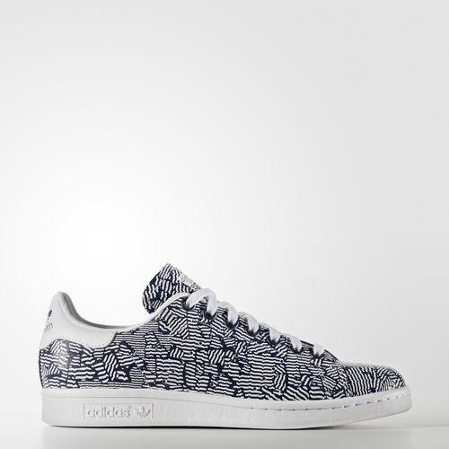 adidas - Stan Smith Shoes Collegiate Navy / Collegiate Navy / Running White…