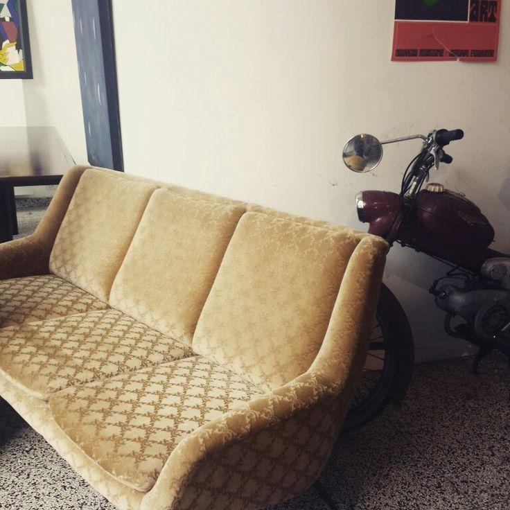Intérieur#salon#vintage#bruxelles# capitale# antiquaire#