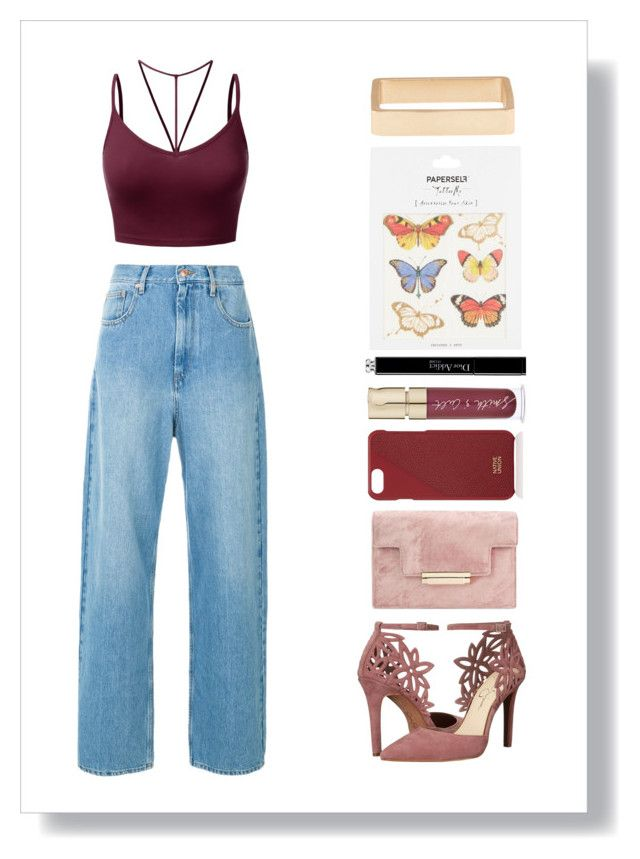 """""""I don't even  know what to call this."""" by fluffy-bunny4 ❤ liked on Polyvore featuring J.TOMSON, Jessica Simpson, Native Union, Paperself, Accessorize, Christian Dior and bored"""