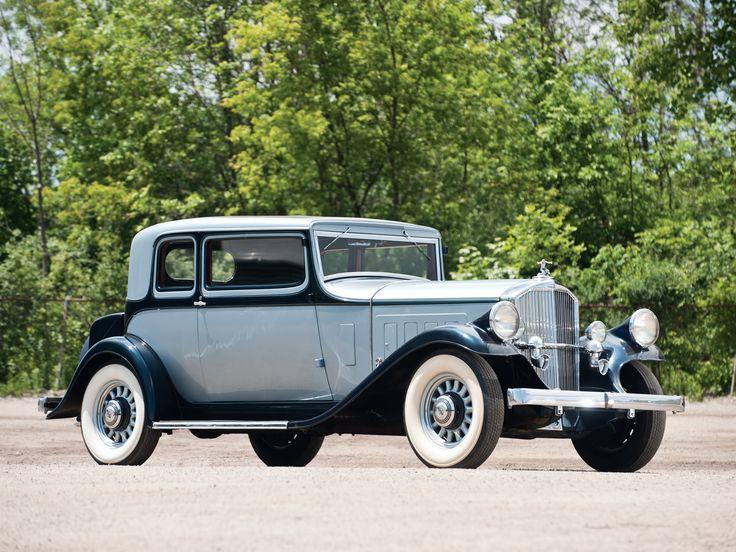 1932 Pierce Arrow Model-54 Club Brougham