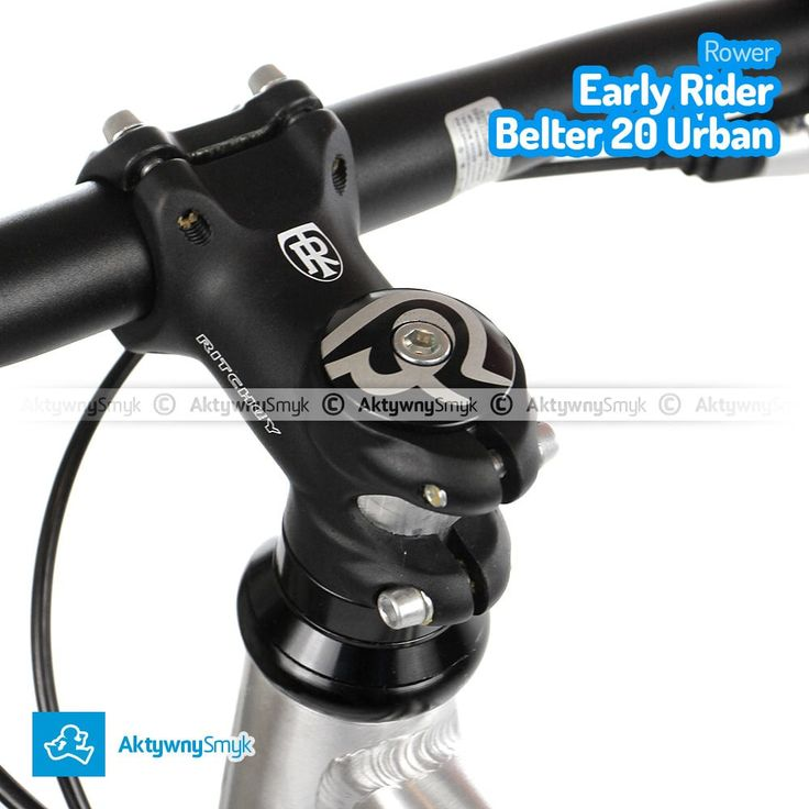 Early Rider Belter 20 Urban 3 http://www.aktywnysmyk.pl/rowery-early-rider/1744-rower-early-rider-belter-20-urban-3.html