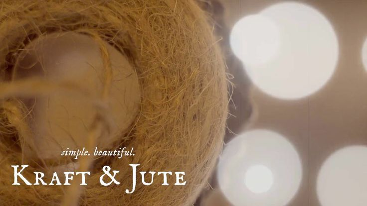 Kraft & Jute