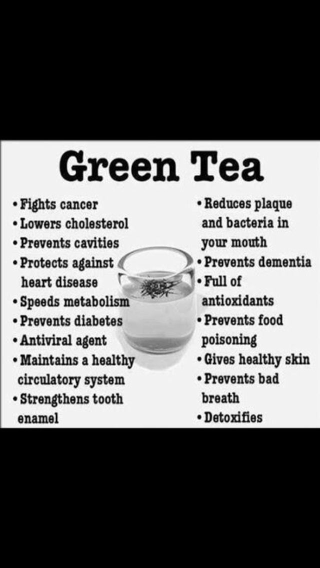Is Drinking Green Tea Good For Face