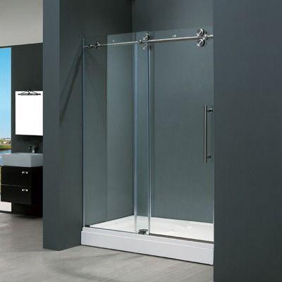 25 Best Ideas About Frameless Sliding Shower Doors On