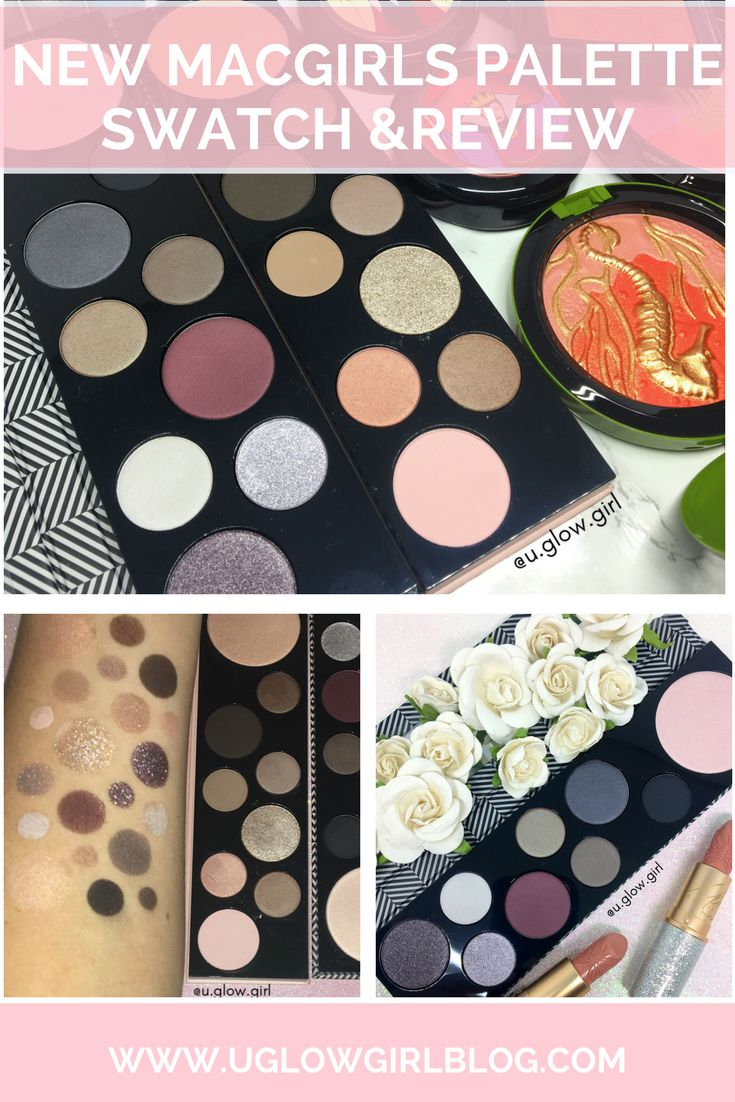 Mac cosmetics released the best all in one palettes. The