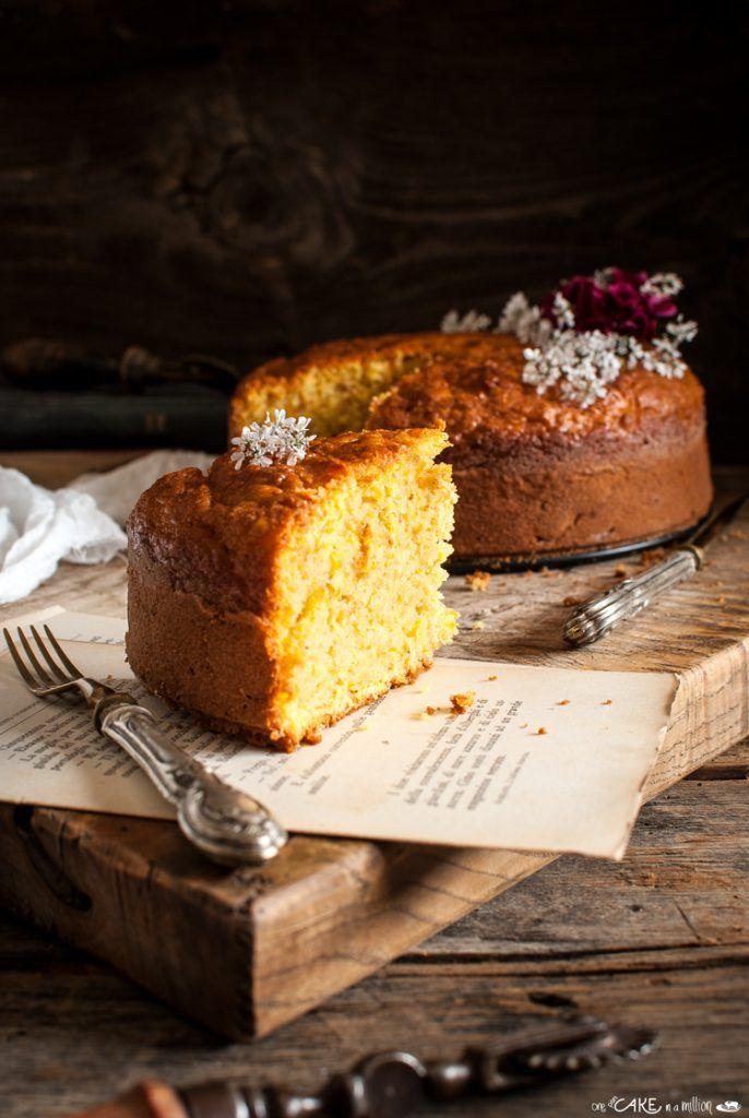 Torta di mele, carote e mandorle _ Apple cake with carrots & almonds