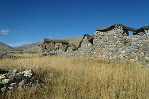 Huánuco Pampa in Peru