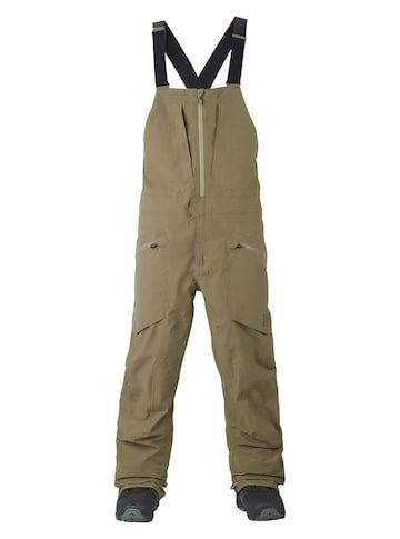 Shop the Men's Burton [ak] GORE‑TEX® 3L Freebird Bib Pant along with more winter snow pants and outerwear from Winter 2018 at Burton.com