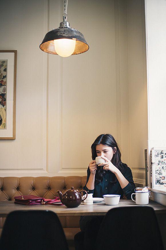 Becky May at Society Cafe, Bath, UK