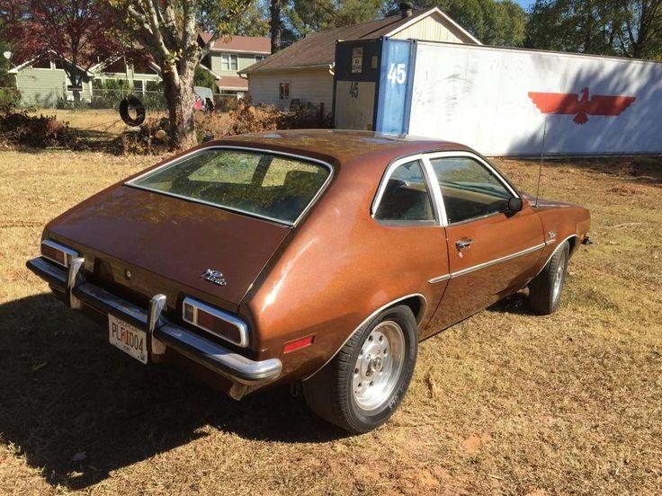1972 ford pinto V8
