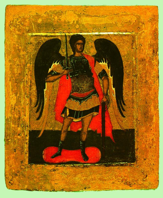 XVI в.   Архангел Михаил