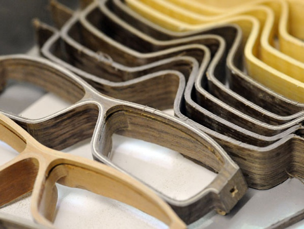 deliving blog: Gafas de madera: diseño y calidad hecho a mano