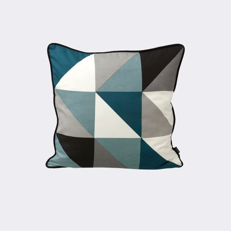Remix Cushion - Blue £59