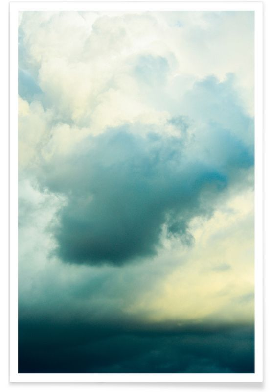 Untitled - Tal Paz Fridman. Beautiful example of cloud and sky photography, available at JUNIQE.