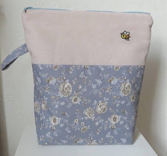 Project bag Bee projecttas  breitas  haaktas www.cronelia.nl