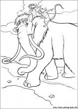 Ice Age coloring pages on Coloring-Book.info