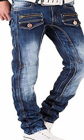 Kosmo Lupo Jeans Designer Mens Regular Fit Funky Denim Pants Trousers Bottoms 2 Styles Zip Fly Fastening. Stylish Regular Fit And Low Rise Denim. Detailed Stitched All Over. Fancy Embroidery Patterns And Designs All Over. 100% Cotton, Machine Washable. Love (Barcode EAN = 5056054716560) http://www.comparestoreprices.co.uk/december-2016-week-1/kosmo-lupo-jeans-designer-mens-regular-fit-funky-denim-pants-trousers-bottoms-2-styles.asp