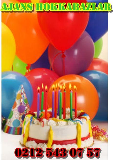 Doğum günü balonları herkesin ilgisini çeken, kutlamaların rengi olan önemli bir süslemedir. Doğum günü balonları özenle şişirilerek kutlama yapılacak olan alana dağıtılır.Hemen arayarak uçan balon siparişlerinizi verebilirsiniz. http://ucan-balon.org/
