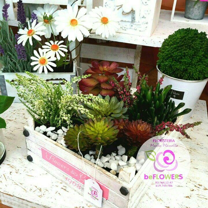 Jardincito floral Jardinet floral