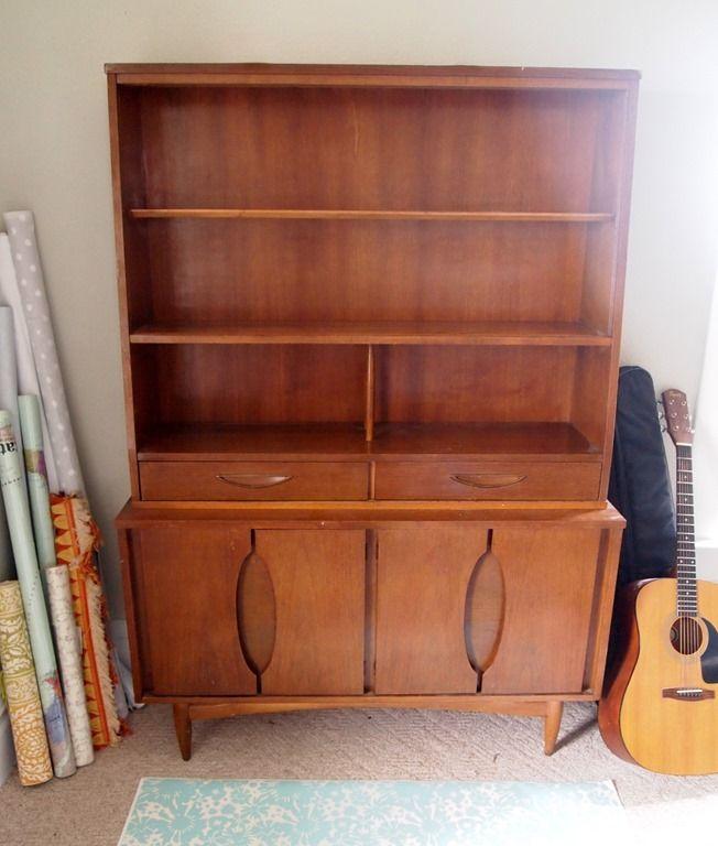 temporary midcentury furniture update
