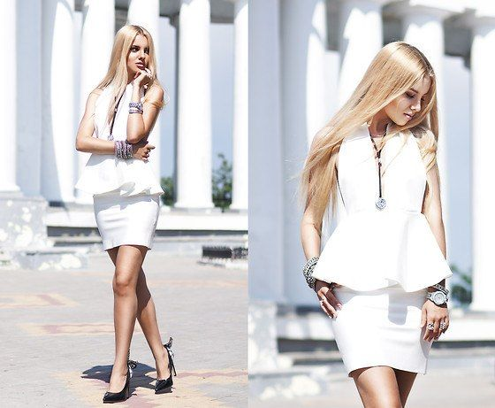 Kristina Dolinskaya, age 19. MODEL AND BLOGGER FROM ODESSA, UKRAINE