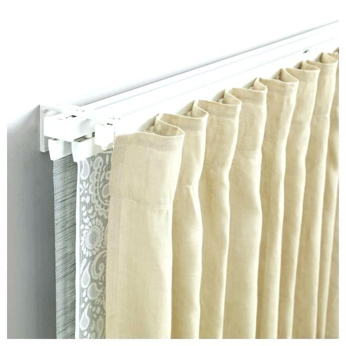Image Result For Different Types Of Curtain Rods Ikea Curtains Curtain Track Curtains