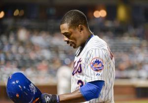 Mets GM Sandy Alderson sees plans for Curtis Granderson falling apart