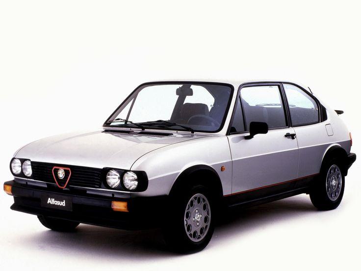 Alfasud Ti Quadrifoglio-Verde1982–1983