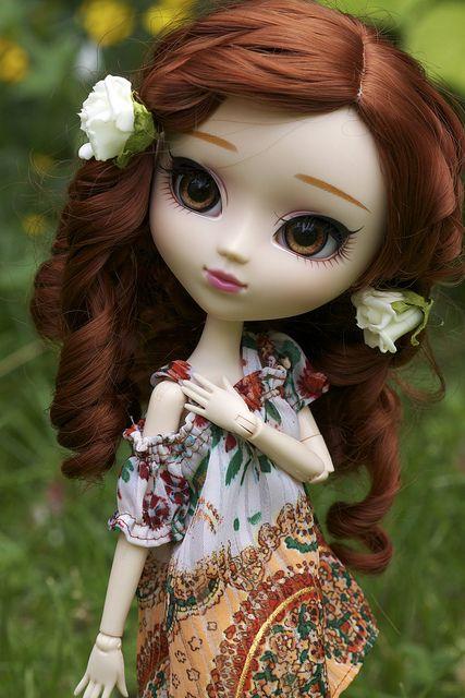 Bohemian Beauty Pullip <3<3<3<3<3<3<3<3<3<3…