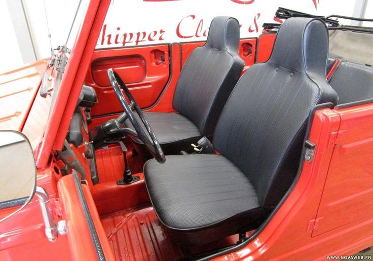 Vente voiture ancienne de collection : Volkswagen 181 Kubel Jeep / Thing - Petite annonce véhicule et automobile