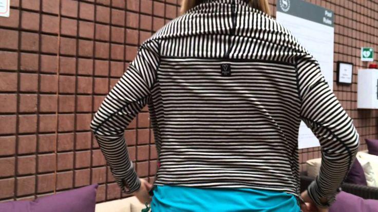 """How to wear your """"#Inspire #Wrap"""" #Breastfeeding #Pregnancy"""" ltd etd #Marino"""