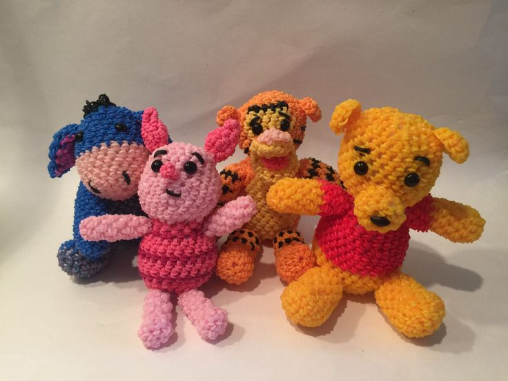 25+ best ideas about Rainbow loom disney on Pinterest ...