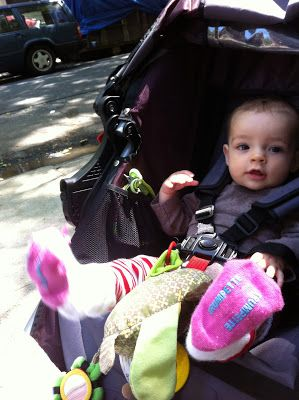 NYC Dads and Stay At Home Dads Group: HOW TO GUIDE for Running With a Jogging Stroller - BOB Revolution SE