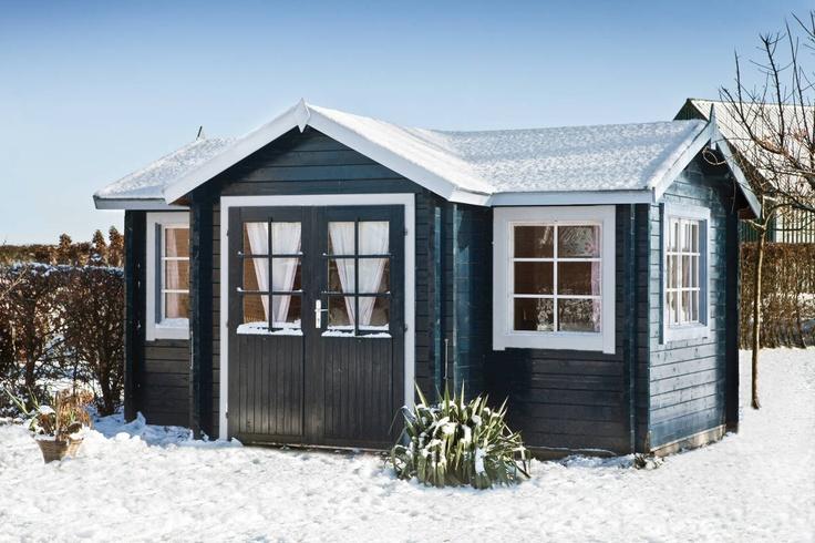 Tuin Deco Agnetha Log Cabin 4.75m x 3.75m