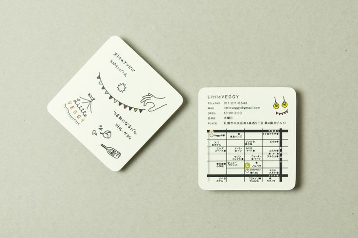 little veggy shopcard