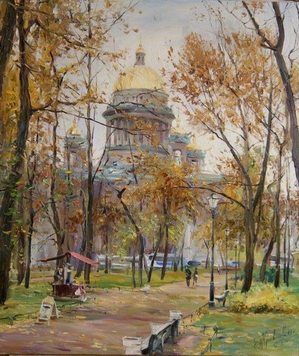 Творчество Антонины Кривичаниной